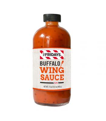 TGI Fridays Buffalo Wing Sauce - 17oz (482g) Food and Groceries TGI Fridays