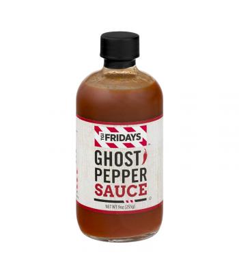 TGI Fridays Ghost Pepper Sauce - 9oz (255g) Food and Groceries TGI Fridays