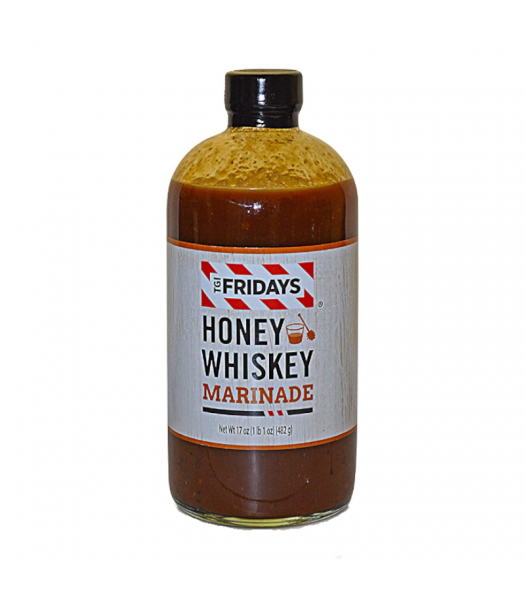 TGI Fridays Honey Whiskey Marinade - 17oz (482g) Food and Groceries TGI Fridays