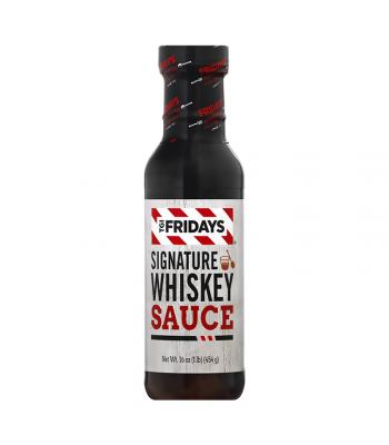 TGI Fridays Signature Whiskey Sauce - 16oz (454g) Food and Groceries TGI Fridays