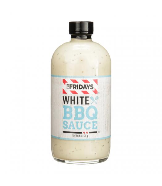 TGI Fridays White BBQ Sauce - 15oz (425g) Food and Groceries TGI Fridays