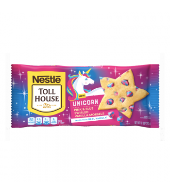 Toll House Unicorn Morsels - 10oz (283g) Food and Groceries