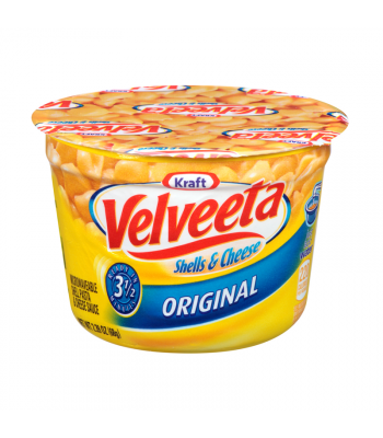 Velveeta Shells & Cheese Microwavable Cup 62g Pasta & Noodles Kraft