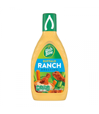 Clearance Special - Wishbone Buffalo Ranch Dressing 15oz (444ml) **Best Before: 25 March 21** Clearance Zone