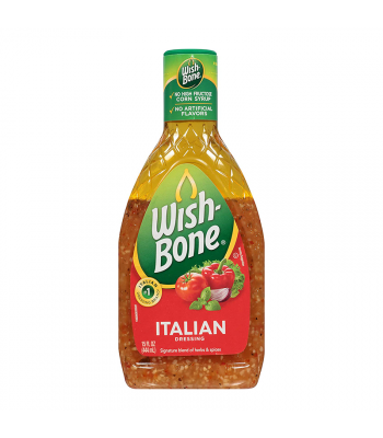 Wishbone Italian Dressing - 15oz (444ml) Food and Groceries