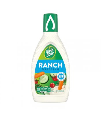 Wishbone Ranch Dressing 15oz (444ml) Food and Groceries