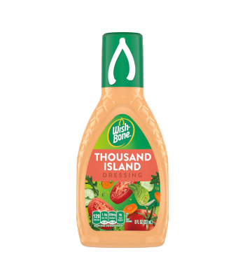 WishBone Thousand Island Dressing - 8oz (237ml) Food and Groceries