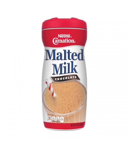 Carnation Malted Milk Chocolate Mix - 13oz (368g) Soda and Drinks 'Merica Snax