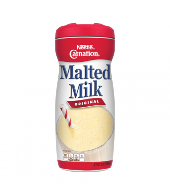 Carnation Original Malted Milk Mix - 13oz (368g) Soda and Drinks