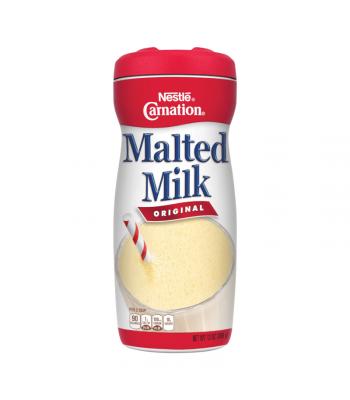 Carnation Original Malted Milk Mix - 13oz (368g) Soda and Drinks