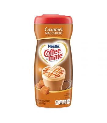 Coffee-Mate Caramel Macchiato Powder Creamer - 15oz (425g) Soda and Drinks Coffee Mate