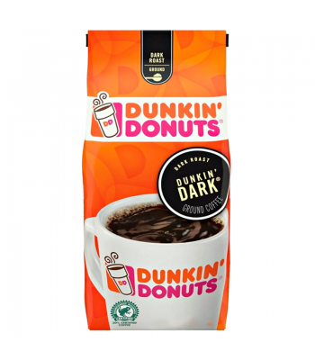 Dunkin' Donuts Dunkin' Dark Ground Coffee 12oz (340g) Hot Drinks Dunkin' Donuts
