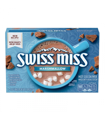 Swiss Miss Marshmallow Hot Cocoa Mix 8-Pack - 11.04oz (313g) Soda and Drinks Swiss Miss