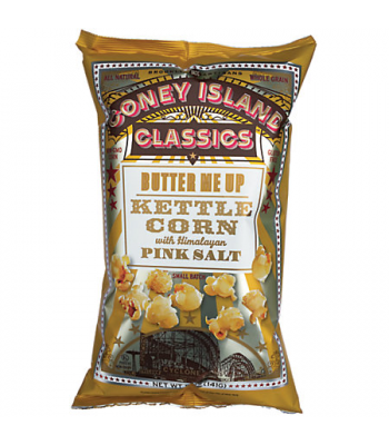 Coney Island Classics Butter Me Up Popcorn 5oz (150g) Snacks and Chips
