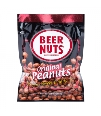 Beer Nuts Original Peanuts - 3oz (85g) Snacks and Chips