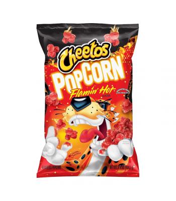 Cheetos Flamin' Hot Popcorn - 6.5oz (184.2g) Snacks and Chips Frito-Lay