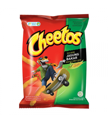 Cheetos Roasted Corn - 75g  Snacks and Chips Frito-Lay