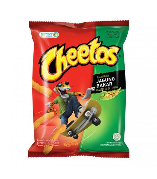 Cheetos Roasted Corn 40g Snacks and Chips Frito-Lay