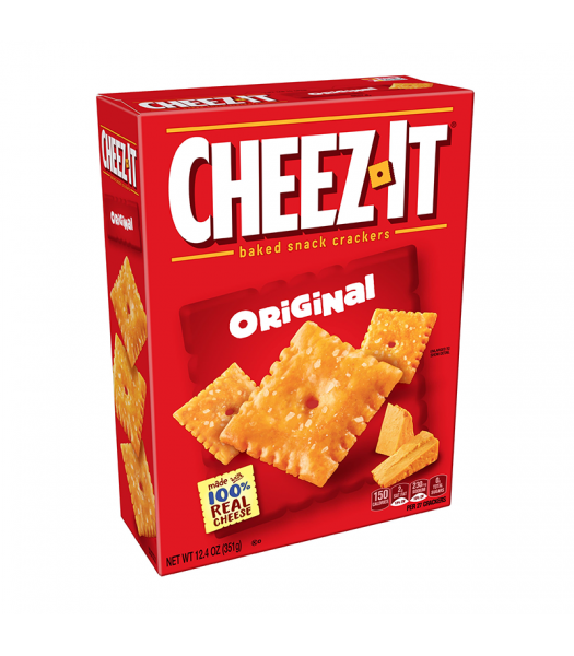 Cheez It Original - 12.4oz (351g)
