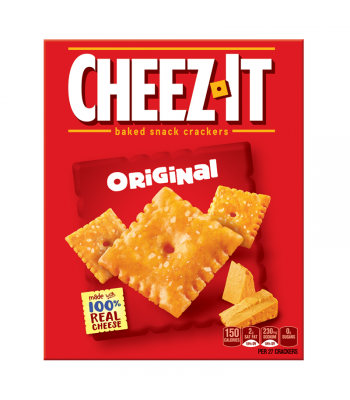 Cheez Its Original 7oz Box (198g)