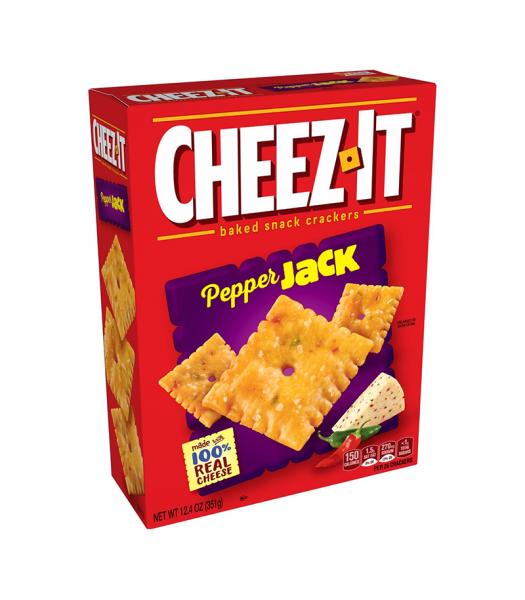Cheez It Pepper Jack - 12.4oz (351g)