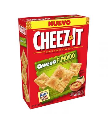 Cheez It Queso Fundido - 12.4oz (351g)