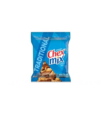 Chex Mix Traditonal 1.75oz (49g) Snacks and Chips General Mills