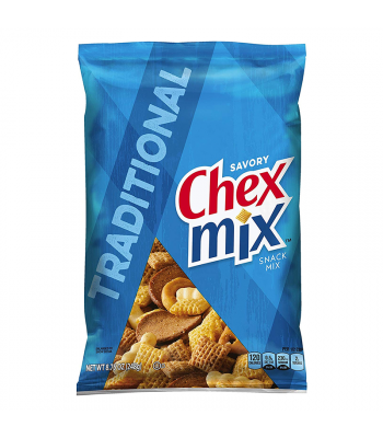 Chex Mix Traditional - 8.75oz (248g) Crisps & Chips Chex