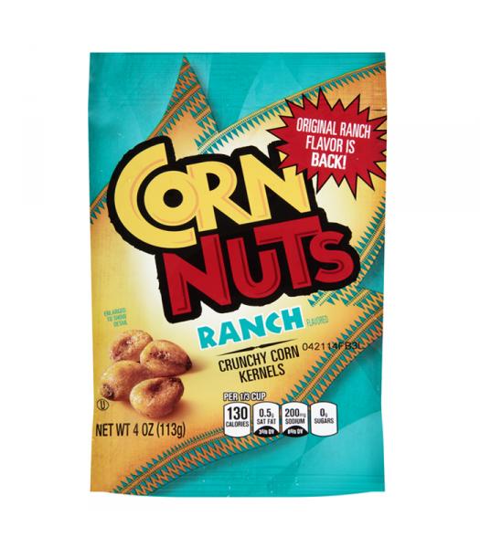 Corn Nuts Ranch 4oz (113g) Crisps & Chips Corn Nuts