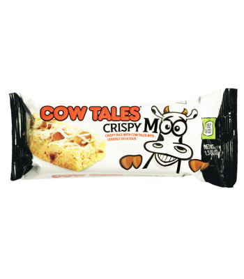 Cow Tales Crispy Moo Bar Chocolate, Bars & Treats Goetze's