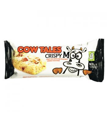 Cow Tales Crispy Moo Bar Chocolate, Bars & Treats Goetze's