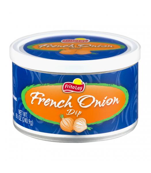 Frito Lay French Onion Dip - 8.5oz (240.9g) Snacks and Chips Frito-Lay