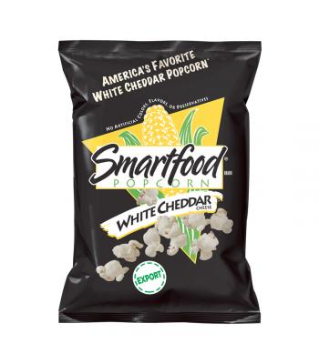 Frito Lay Smartfood White Cheddar Popcorn 5.5oz (156g) Snacks and Chips Frito-Lay