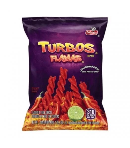 Frito Lays Turbo Flamas Corn Snacks - 2oz (56.7g)  Snacks and Chips Frito-Lay