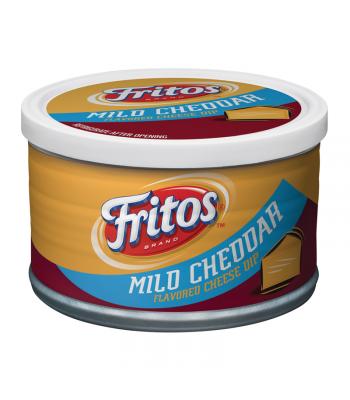 Fritos Mild Cheddar Cheese Dip 9oz (255g) Dips & Salsa Fritos