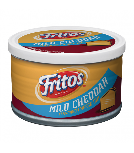 Fritos Mild Cheddar Cheese Dip 9oz (255g) Dips & Salsa Frito-Lay