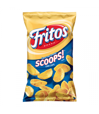 Frito Corn Chip Scoops 11oz (311g) Snacks and Chips Frito-Lay