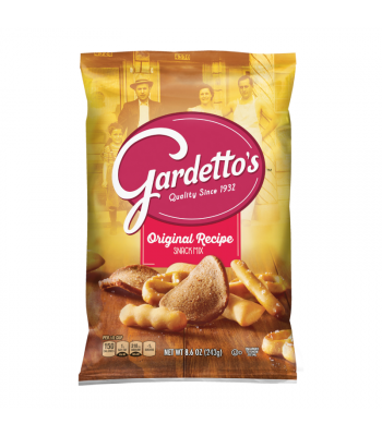 Gardetto's Original Recipe Snack Mix - 8.6oz (243g) Snacks and Chips