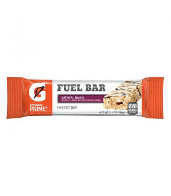 Gatorade Fuel Energy Bar - Oatmeal Raisin - 2.1oz (60g) Sweets and Candy Gatorade