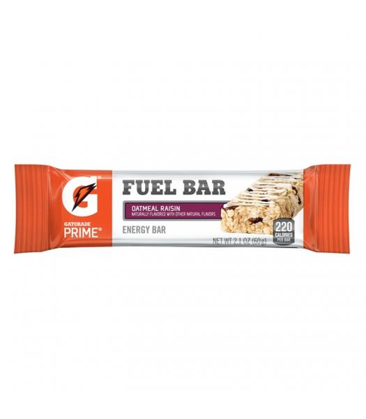 Gatorade Fuel Energy Bar - Oatmeal Raisin - 2.1oz (60g) Sweets and Candy Gatorade