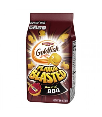 Pepperidge Farm Goldfish Flavor Blasted Burstin' BBQ - 6.6oz (187g) Snacks and Chips Pepperidge Farm