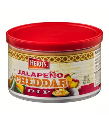 Herr's - Jalapeno Cheddar Dip - 9oz (255g) Dips & Salsa Herr's