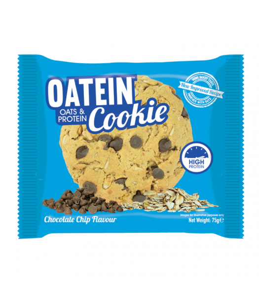 Oatein Chocolate Chip Cookie - 75g Food and Groceries
