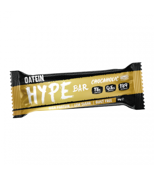 Oatein Hype Bar Chocaholic - 64g Food and Groceries