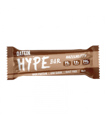 Oatein Hype Bar Hazelnutty - 64g Food and Groceries