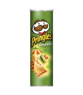 Pringles Jalapeno - 5.57oz (158g) Crisps & Chips Pringles