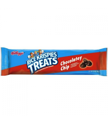 Rice Krispies Treats - Chocolatey Chip Giant Cereal Bar 2.9oz (82g)