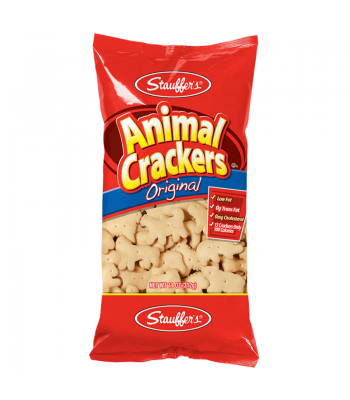 Stauffer's Original Animal Crackers - 11oz (311g) Snacks and Chips