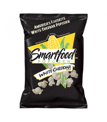 Frito Lay Smartfood White Cheddar Popcorn 5.5oz (156g) Popcorn Frito Lay