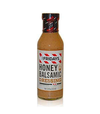 TGI Fridays Honey Balsamic Dressing - 12oz (355ml) Food and Groceries TGI Fridays